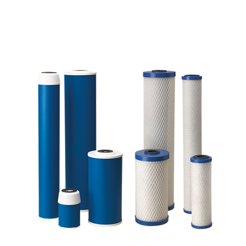 Filterkerzen – Aktivkohle