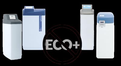 ERIE Enthärtungsanlagen - Wegfall ECO+ Varianten