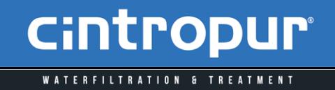cintropur - Sedimentfilter