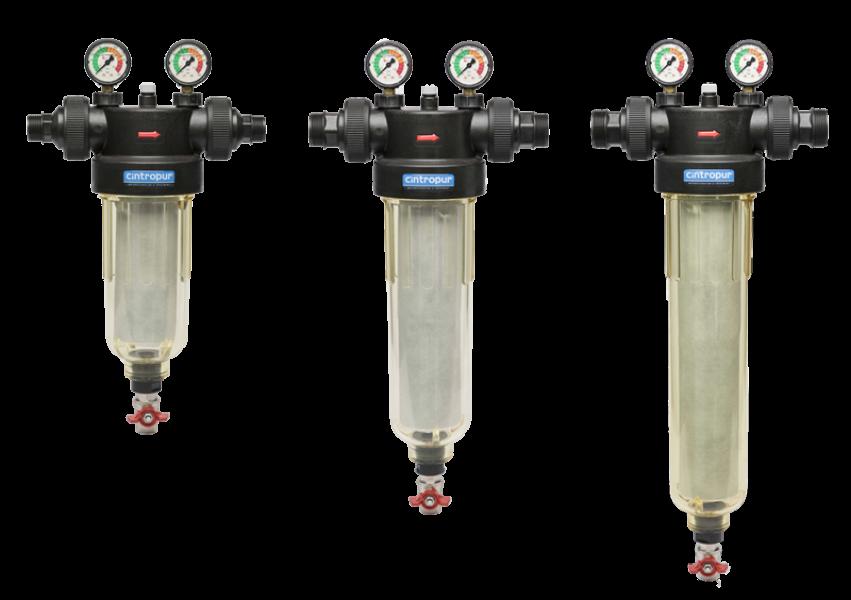 LEYCO Wassertechnik - Cintropur NW 280 | NW 340 | NW 400