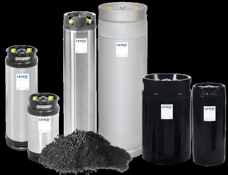 LEYCO Wassertechnik - Aktivkohlefilter SK