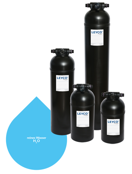 LEYCO Wassertechnik, Einwegionenaustauscher Vollentsalzung