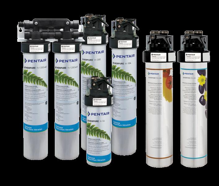 LEYCO Wassertechnik - Pentair Everpure