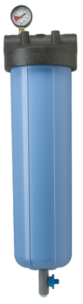 LEYCO Wassertechnik - Pentek PBH Filtergehäuse