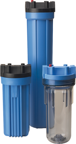LEYCO Wassertechnik - Pentek Filtergehäuse