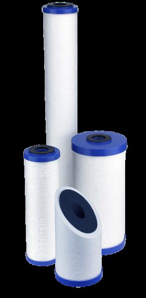 LEYCO Wassertechnik - Pentair Filterkerzen, DFX-Serie