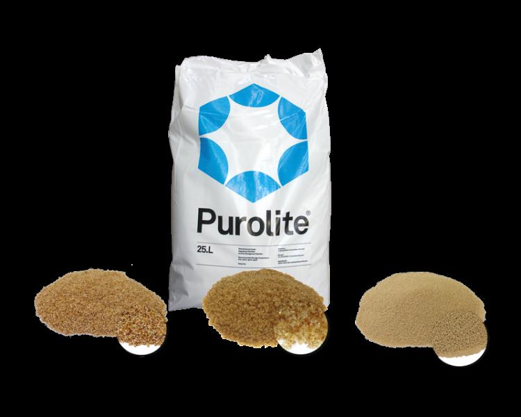 Purolite - Sack mit 3x Harz