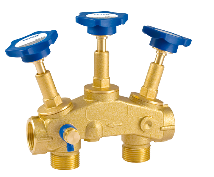 Leyco Wassertechnik - Armaturen