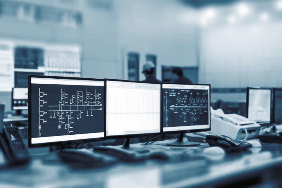 Speicherprogrammierbare Steuerungen und Profinet-Schnittstelle