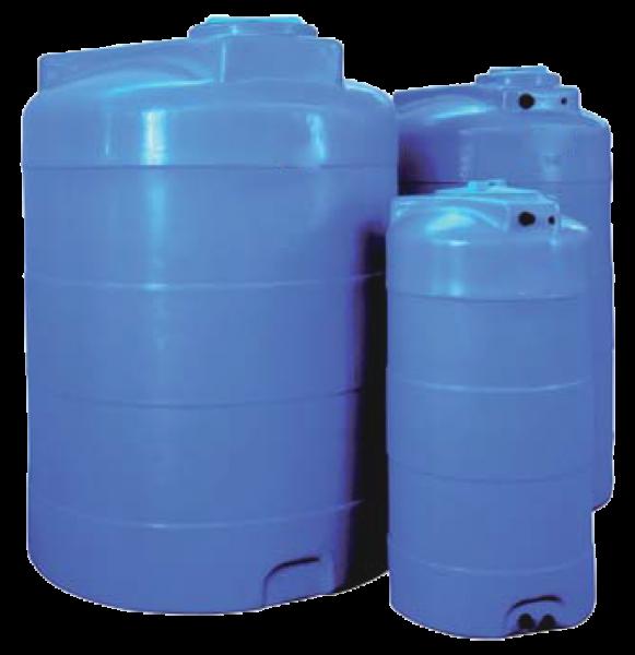 Leyco Wassertechnik - Kunststofftank Blau Typen CB | CV
