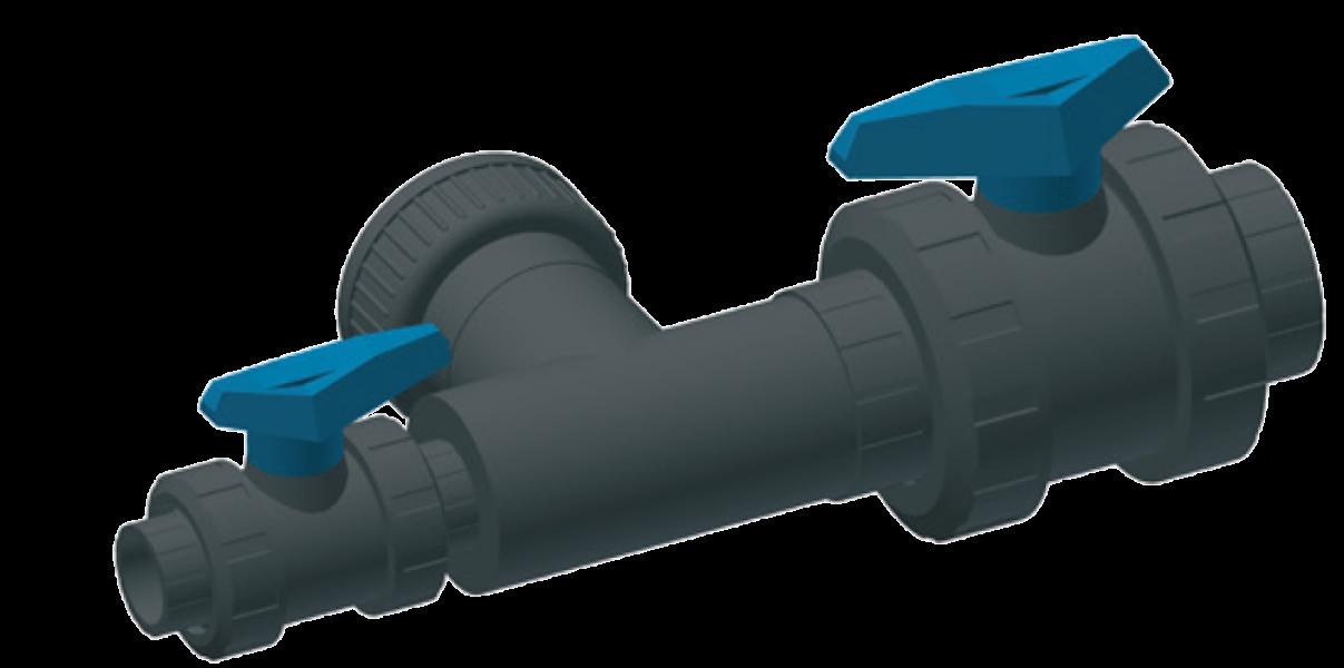 Leyco Wassertechnik - Anschlussset für Entnahme Tank Typ RET