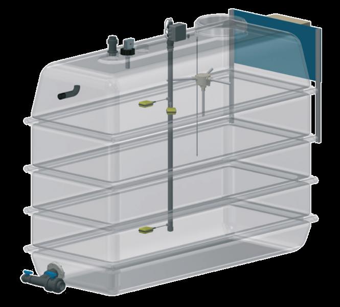Leyco Wassertechnik - Niveausteuerung für Typen Ret | Rut