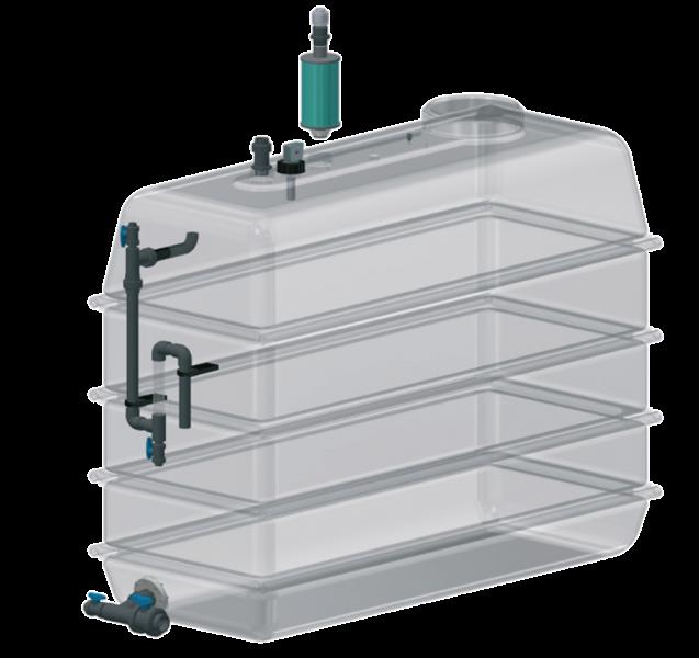 Leyco Wassertechnik - Wasserschlösser und Beatmungsfilter