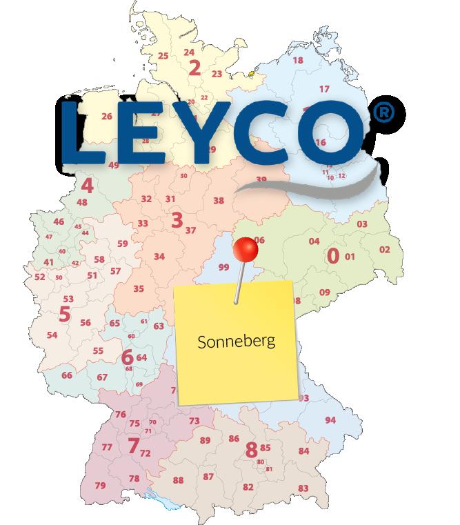 Die LEYCO Wassertechnik sucht einen Mitarbeiter im Innendienst (m/w/d)